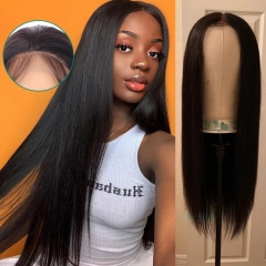Real HD Lace Wig Hand Made 250% Density Swiss Dream Hd Transparent Lace Front Wig